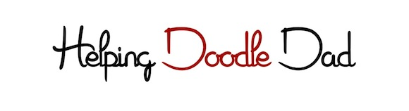 helping doodle dad-1