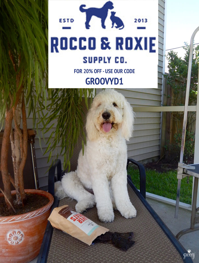 ROCCO & ROXIE SUPPLY CO. #LIVERTREATS