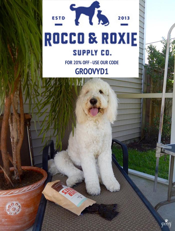 ROCCO & ROXIE SUPPLY CO. #LIVERTREATS