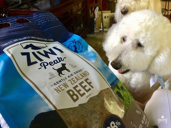 AIR DRIED DOG FOOD