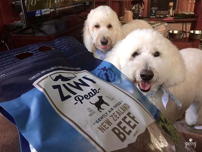AIR DRIED DOG FOOD -